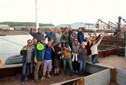 Фотогалерея - Яхтинг на Камчатке