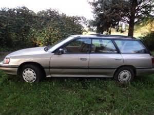 1990 Subaru Legacy L Purchase Used 1990 Subaru Legacy L Wagon Awd In Scappoose
