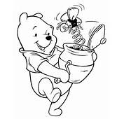 Drawing Winnie The Pooh Coloring