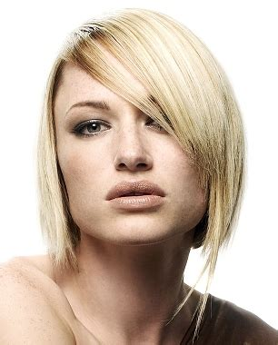 different hairstyles for square shaped face hair part and face shape