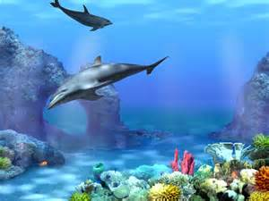 Is available for free download living 3d dolphins is one of the most