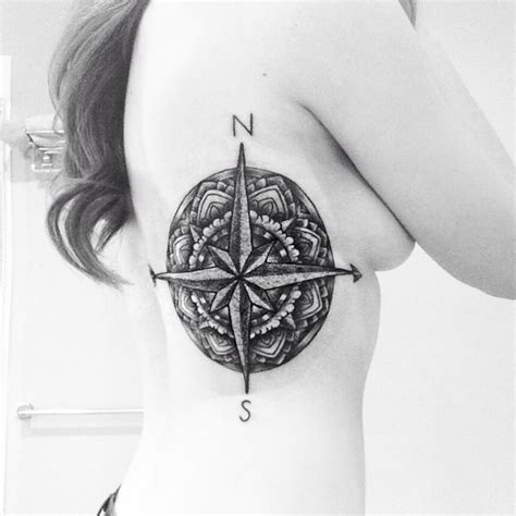 compass tattoo rib cage 89 best images about tattoos on pinterest compass tattoo
