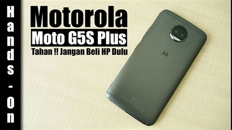 Hp Motorola Indonesia on motorola moto g5s plus indonesia tahan