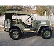 Willys CJ 3B  Information And Photos MOMENTcar