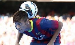 Neymar Barcelona Soccer Players