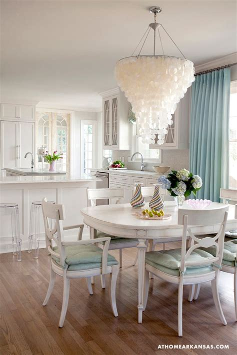 kitchen dining room lighting 17 best ideas about capiz shell chandelier on