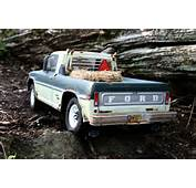 Awesome Bumpside F100 RC 4&2154 Truck