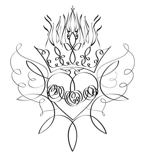 flourish tattoo designs black ink only sacred calligraphic flourish