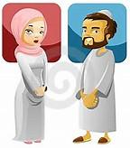 Muslim Person Cartoon