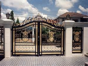 Wooden Gate Design For House Photos