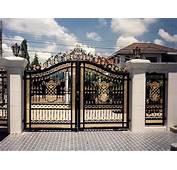 Main Entrance Gate Design