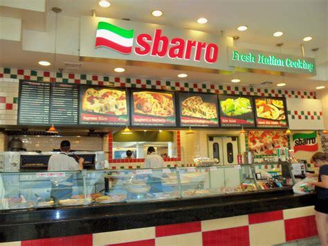 free slice of sbarro pizza