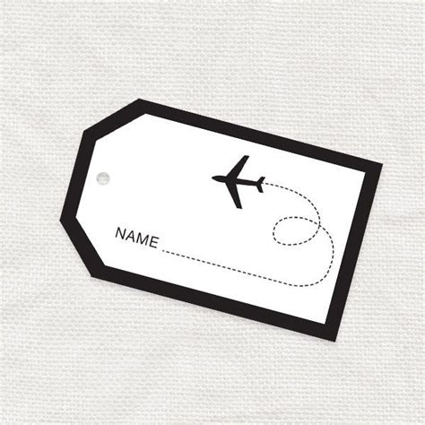 luggage tag card template 33 best images about printable luggage tags on