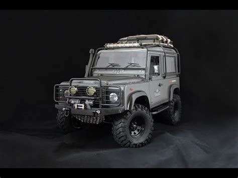 Rc Car Adventure Land Rover Defender D90 Axial Scx10 Rc4wd rc car scale rc offroad rc land rover defender 90