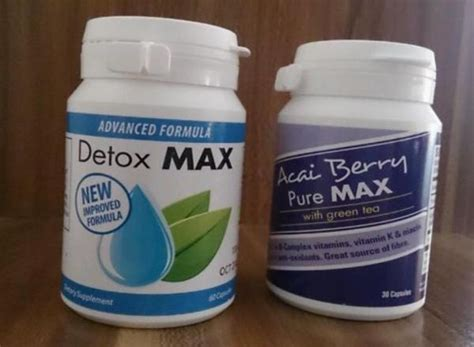 Detox Max Plus Reviews by Acai Berry Max Kaufen Overnight Shipping
