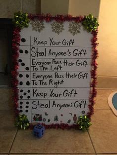 switch steal unwrap gift exchange switch unwrap luck of the dice gift exchange inspiration