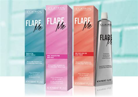clairol flare color swatch clairol flare color swatch clairol professional flare hair