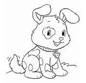 Dibujos De Perritos Para Colorear  Ni&241os