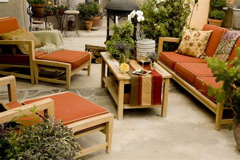 Why You Should Use Outdoor Furniture Indoors Using Outdoor Furniture Indoors