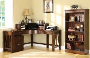 Corner Home Office Desk Corner Desk Home Office Safarihomedecor