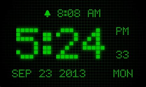 13 best digital clock software for windows mac linux downloadcloud