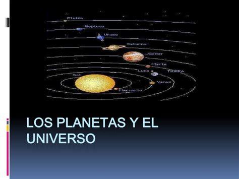 imagenes de el universo y los planetas los planetas y el universo