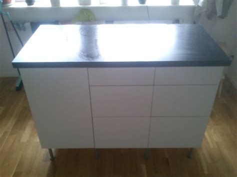 ikea white kitchen island kitchen island all ikea material ikea hackers ikea