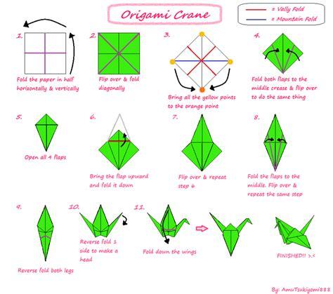 tutorial origami bikin burung bahasa jepang ahmad fahrurozi