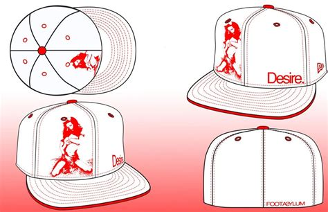 Design Your Own 59fifty Contest New Era Cap Talk Online Fitted Cap Community Snapback Design Template