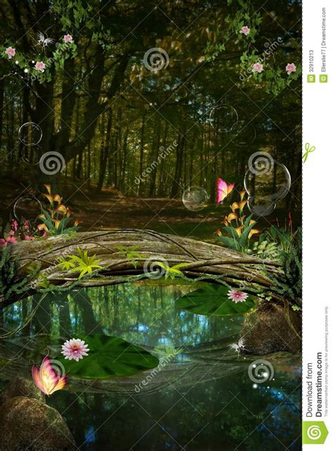 the secret pond the secret pond stock photos image 32910213