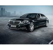 Mercedes Benz S600 Maybach Guard 2016  Auto Coming