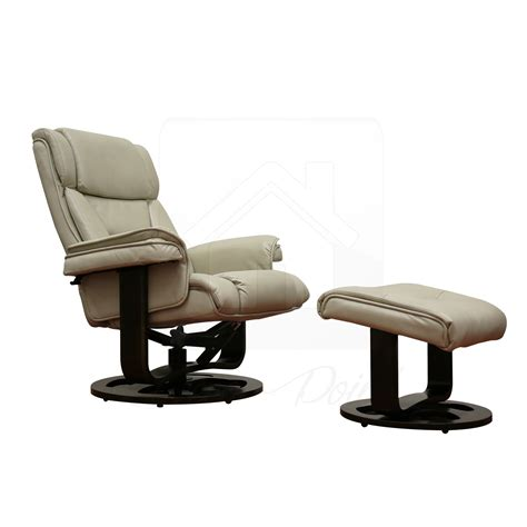air recliner monash leather air beige 360 degree swivel living room