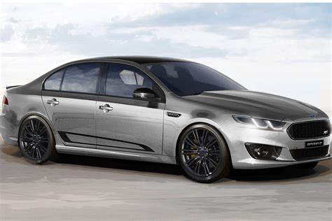 ford falcon 0 100 ford falcon sprint revealed