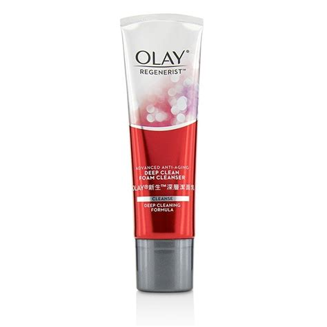 Olay Regenerist Advanced Anti Ageing olay new zealand regenerist advanced anti aging clean foam cleanser by olay fresh