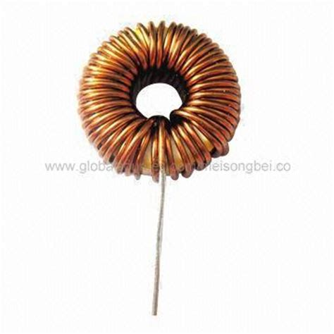 high current toroid inductors high current leaded toroid inductor coil with 10 to 10 000μh inductance range on global sources