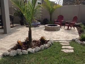 Cost Of Backyard Patio Patio Pavers Sarasota Driveway Pavers Sarasota Florida