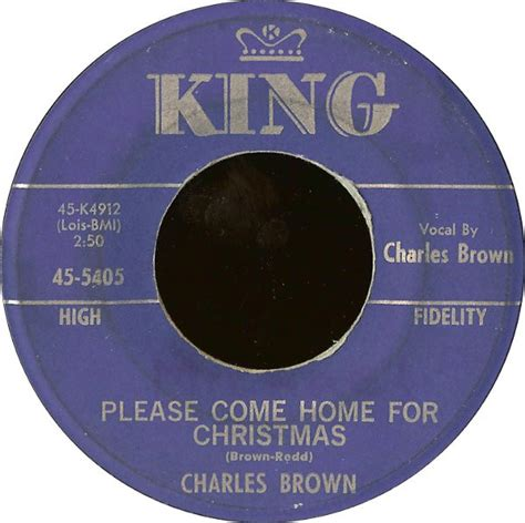 charles brown amos milburn come home for