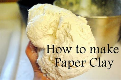 How To Make Glue For Paper Mache With Flour - the world s catalog of ideas