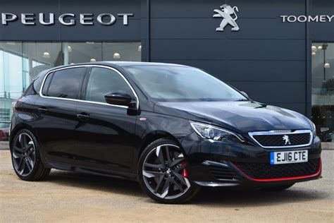 used peugeot for peugeot new 308 gti new and used peugeot cars autos post