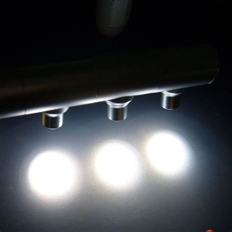 5w cree epistar led cabinet light jewellery display light