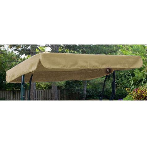 replacement swing covers replacement canopy for swing seat garden hammock 2 3