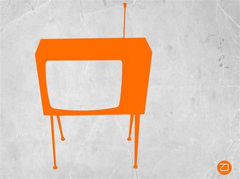 Digital Orange Tv orange tv digital by naxart studio