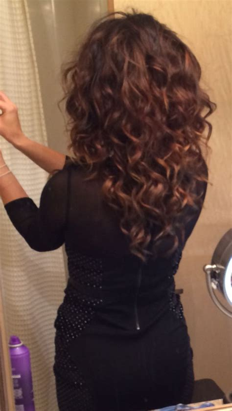 hair layered and curls up in back what to do with the sides 17 best ideas about brown curly hair on pinterest long
