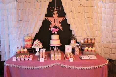 themes for tween girl birthday parties kara s party ideas under the stars tween teen outdoor