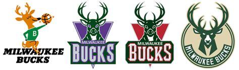 bucks history milwaukee bucks logo history bluelefant