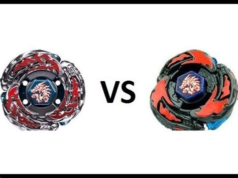 L Drago Destroy (Rapidity) Vs L Drago Destructor (Hasbro ... L Drago Destructor