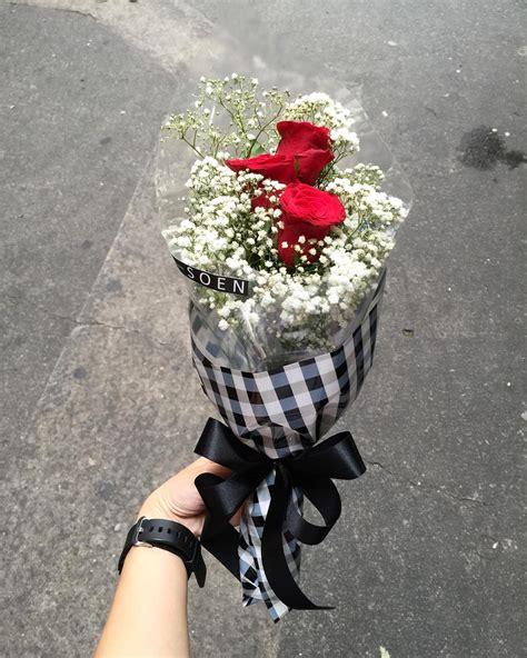 Wedding Bouquet Kota Kinabalu checkered bouquet so en florist kk kota kinabalu