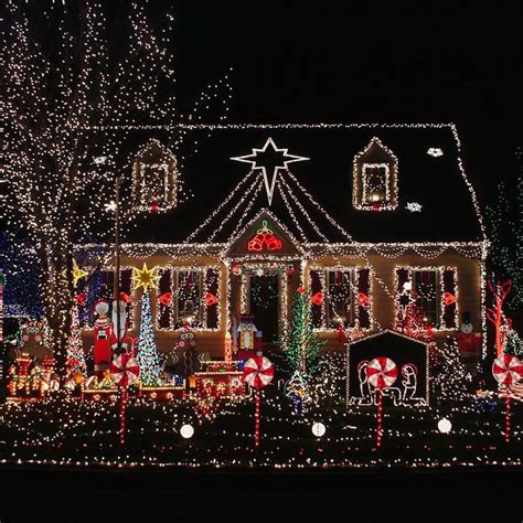 christmas light displays in ma the best christmas light displays in ohio