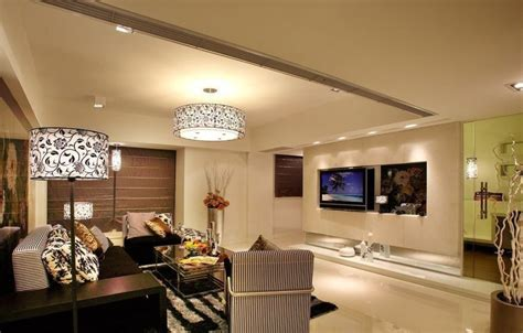Ceiling Lighting Living Room Living Room Floor L And Ceiling L Interior Design