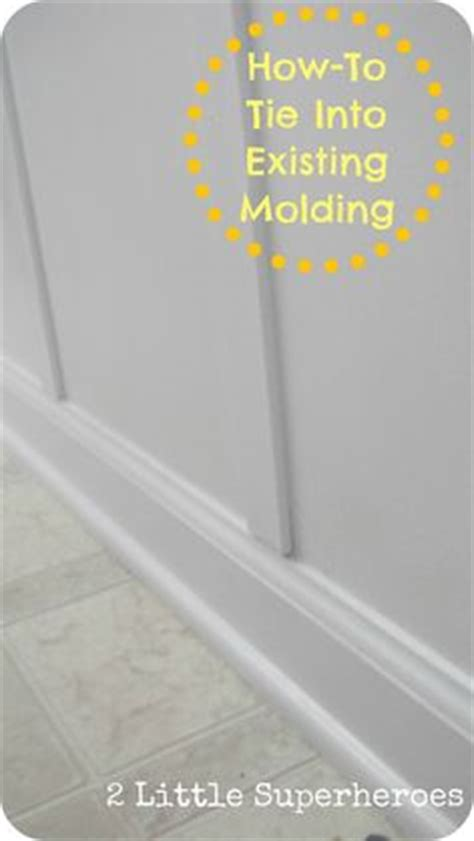 how to remove beadboard board and batten molding on 1106 pins
